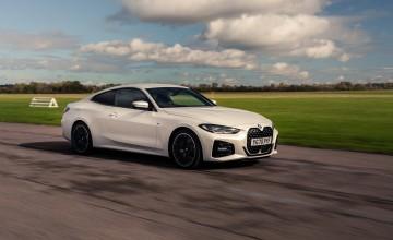 BMW 420d M Coupe