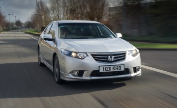 Honda strikes acccord with fleet sales