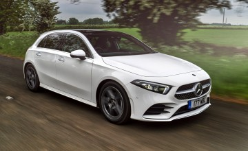 New Mercedes A-Class big on tech