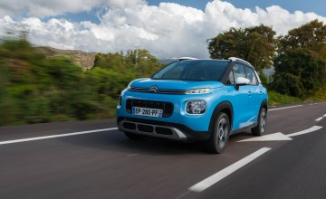 Citroen C3 Aircross set to fly high