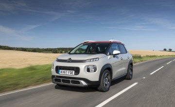 Citroen gets personal with C3 Aircross