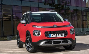 Citroen's recipe for the compact SUV