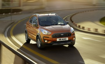 Ford gets active with KA+ crossover