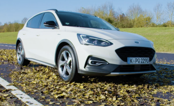 New Ford Focus goes Active