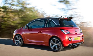 Vauxhall reveals a pocket rocket