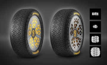 Tyres get smart at Continental