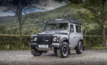 Land Rover Defender 90 Adventure Station Wagon