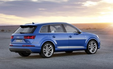 Audi SUV is right on Q