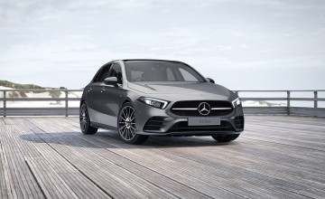 Merc prices exclusive A-Class models