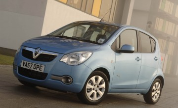 Vauxhall Agila - Used Car Review