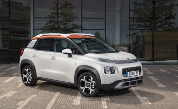 Citroen has one of the best small SUVs