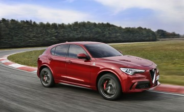 Alfa's new SUV sets 'Ring record