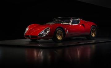 Half a century for Alfa icon