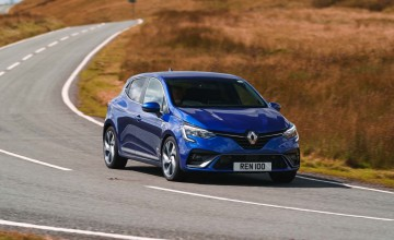 Renault Clio Iconic TCe 100