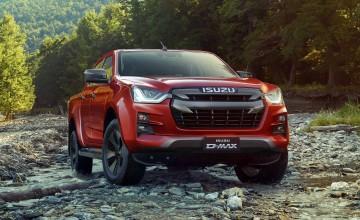 Isuzu launches new D-Max pick-up