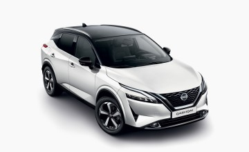 Nissan prices Qashqai launch models