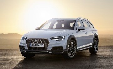 New Audi A4 allroad with more tech