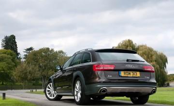 Audi A6 allroad 3.0 TDI quattro tiptronic