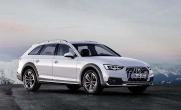 Allroad quattro extends Audi A4 range