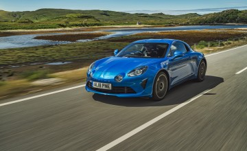 Alpine A110 a Premiere offering