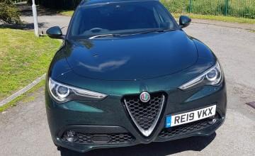 Alfa Romeo Stelvio 2.2 Q4 Milano Edizione