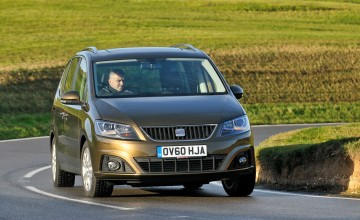 SEAT Alhambra - Used Car Review