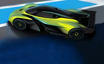 Fastest ever Aston Martin