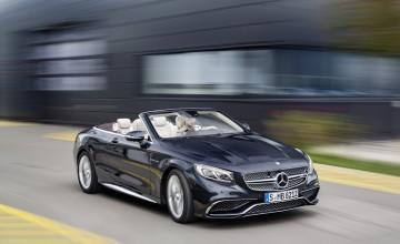 Mercedes-AMG S 65 Cabriolet revealed