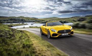 Mercedes-AMG GT S Roadster completes range