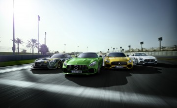AMG at 50 - fast facts