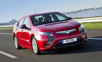 Ampera and Volt share Car of the Year