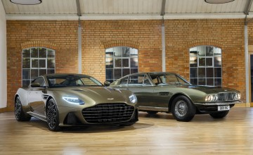 Bond special from Aston Martin
