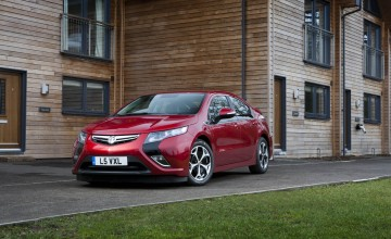 Vauxhall's boost for Ampera owners