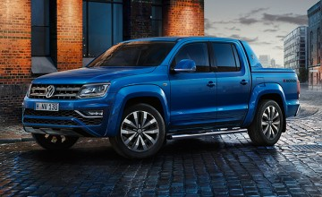 VW launches posh Amarok pick-up