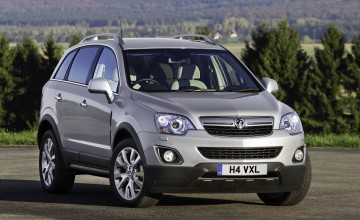 Vauxhall lops £3,000 off new Antara
