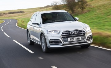 Sharper Q5 gives Audi an edge