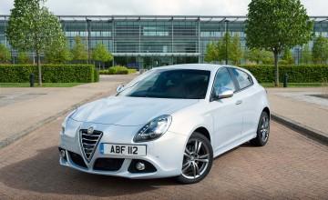 Alfa Romeo Giulietta 2.0 JTDM-2 TCT Exclusive