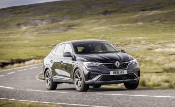Renault prices new Arkana crossover