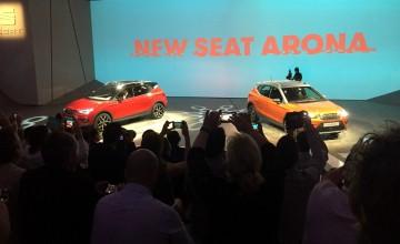 SEAT reveals its new Arona