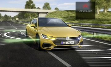 High tech safety for VW Arteon