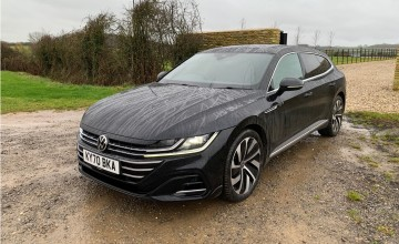 Volkswagen Arteon Shooting Brake R-line 2.0 TSI 190ps DSG
