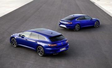 Estate joins VW Arteon line up
