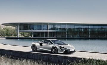 Artura is McLaren's new hybrid