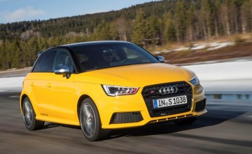Smallest Audis hit hot spot