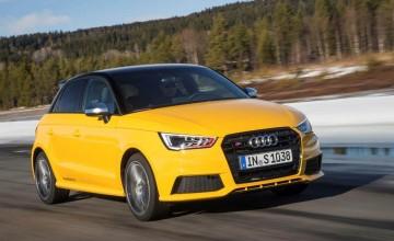 Smallest Audis hit hot spot
