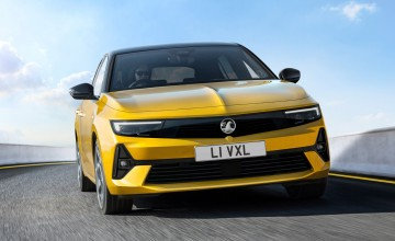 New era for Vauxhall as Astra plugs-in