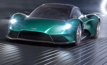 Aston rolls out trio of concepts