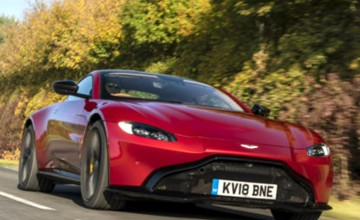 Ad-Vantage to Aston's mean machine
