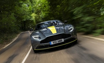 Aston Martin DB11 AMR - First Drive