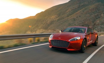 Rapid rehash for Aston Rapide